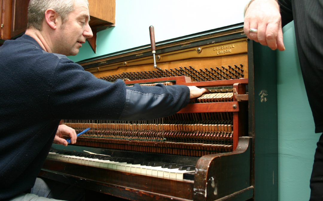 6 Tips for Proper Piano Maintenance