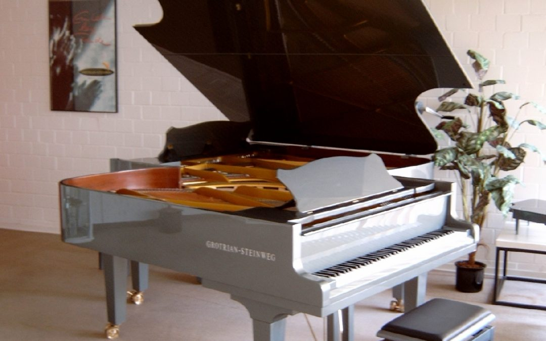 The Grotrian Piano Story