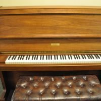 Astin Weight Upright Piano