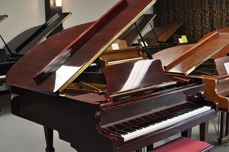 Kohler and Campbell Grand Piano - Portland Piano Company