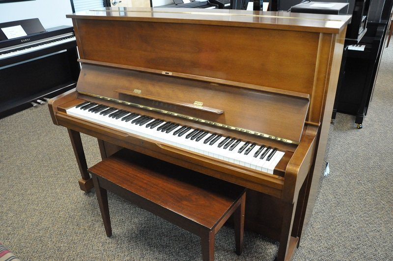 Yamaha u1 upright piano portland piano company for Used yamaha u1 price