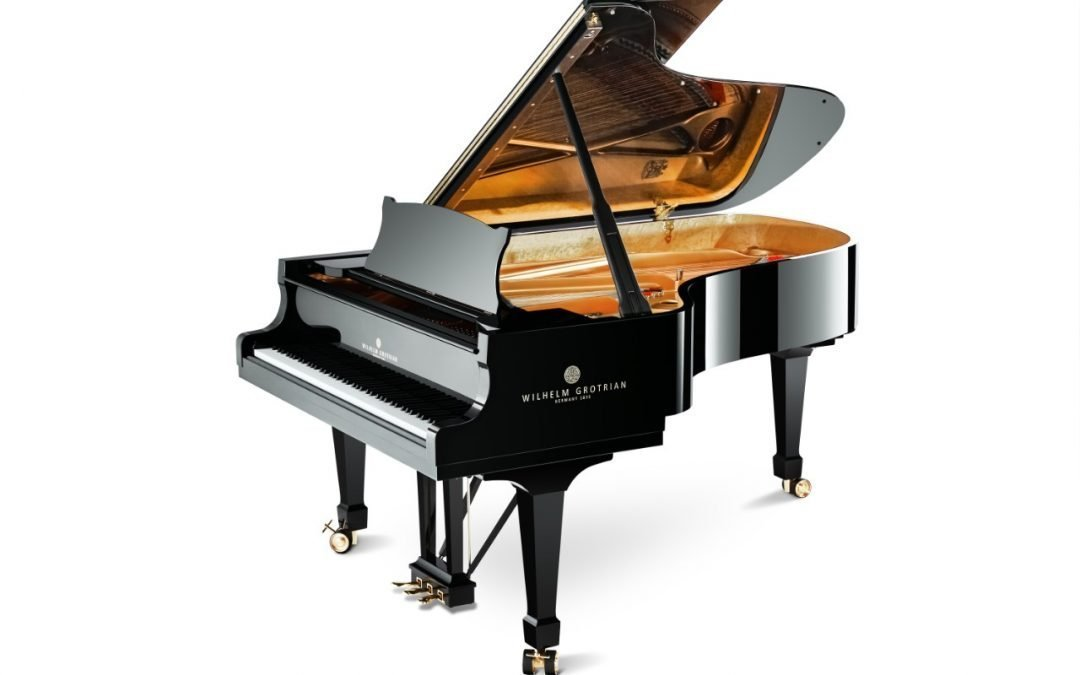 Learn About the New Wilhelm Grotrian WG Piano Line